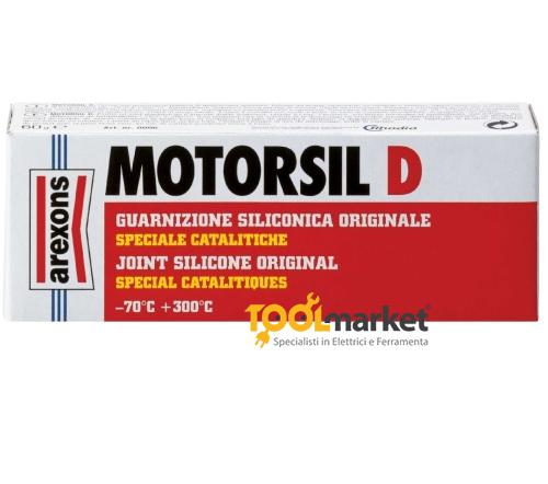Arexons motorsil D guarnizione siliconica 60g