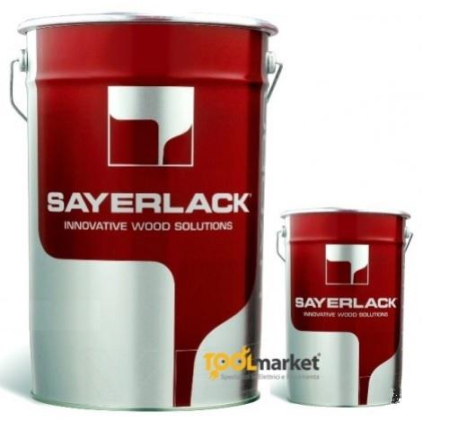 Fondo acrilico poliuretanico TU0054/00 da 6lt + TH790 da 1,2lt - SAYERLACK