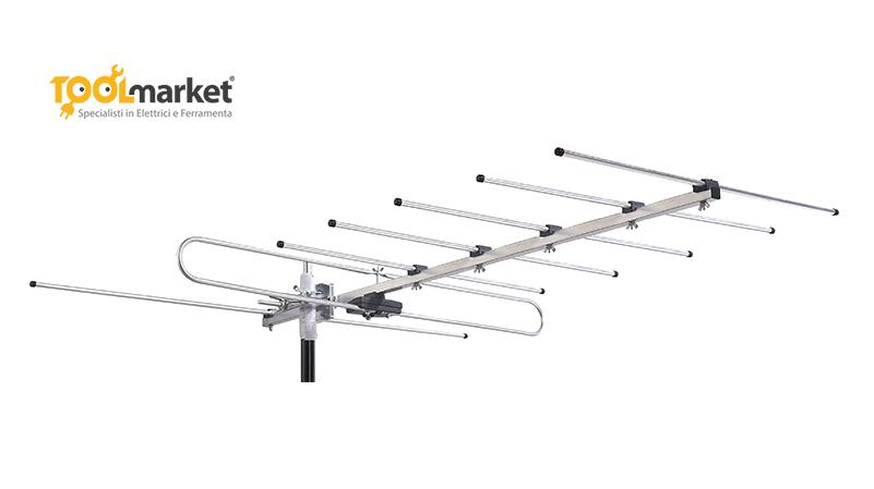 Antenna digitale VHF 7 elementi