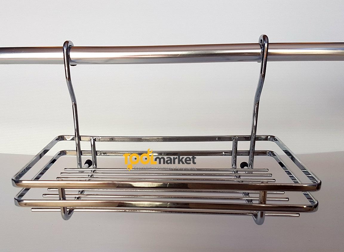 Cestello piccolo per tubo cromo quadro