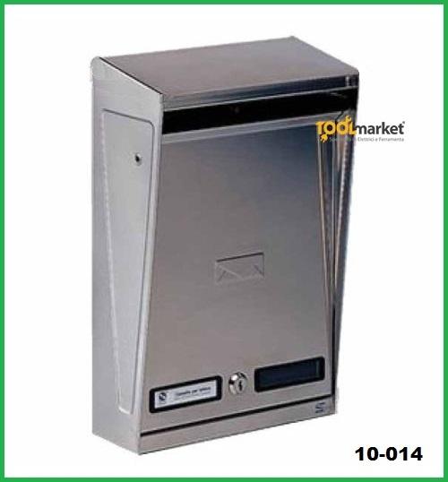 Cassetta per recinzioni Inox 10-014