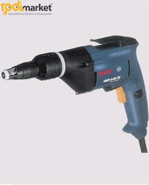 Avvitatore per cartongesso GSR 6-25 TE Professional Bosch