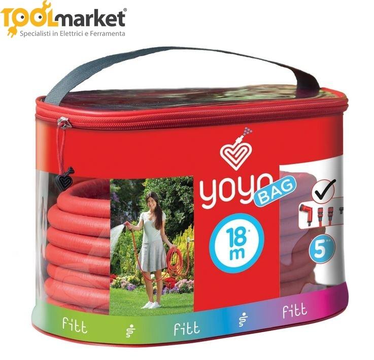 Tubo annaffiatore estensibile Fitt Yoyo Bag
