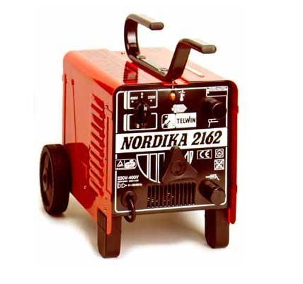 Saldatrice Nordika 2162 carrellata ventilata