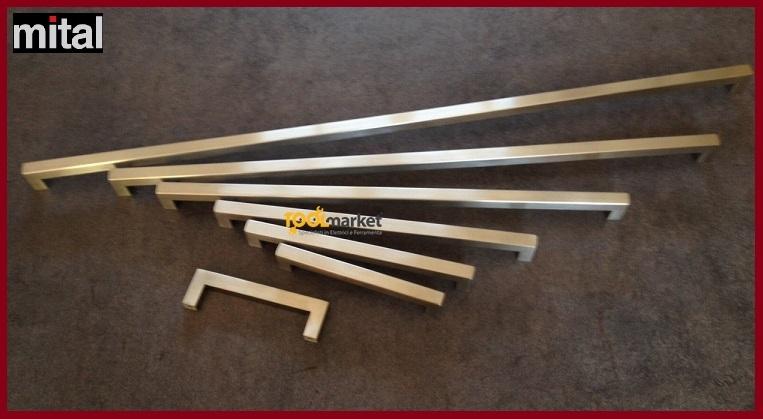 Maniglia 3110 acciaio INOX