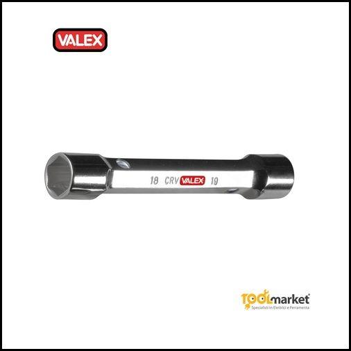 Chiave Valex a tubo doppia pesante CRV