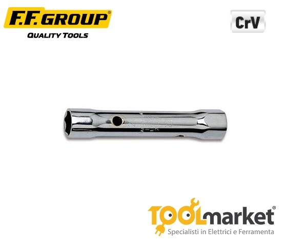 Chiave F.F.Group a tubo doppia CRV