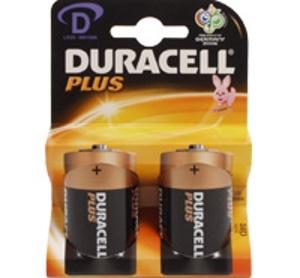Batterie 1,5v torcia 2pz
