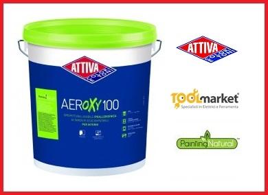 Pittura lavabile Aeroxy100 ipoallergenica